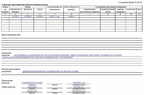 Образец протокола заседания пожарно-технической комиссии